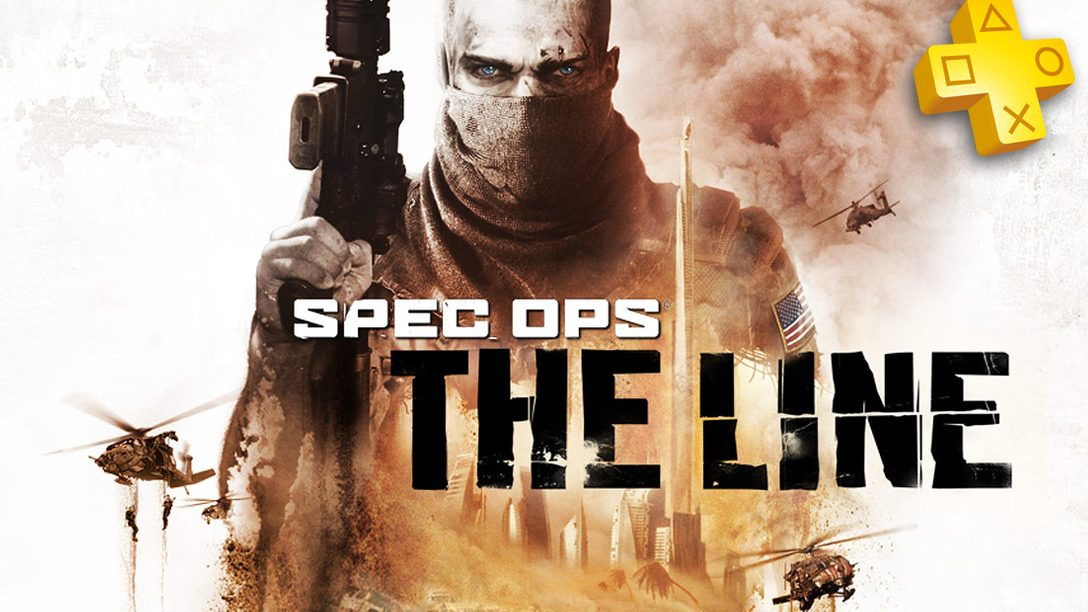 PlayStation Plus March Update: Spec Ops: The Line Free for Members