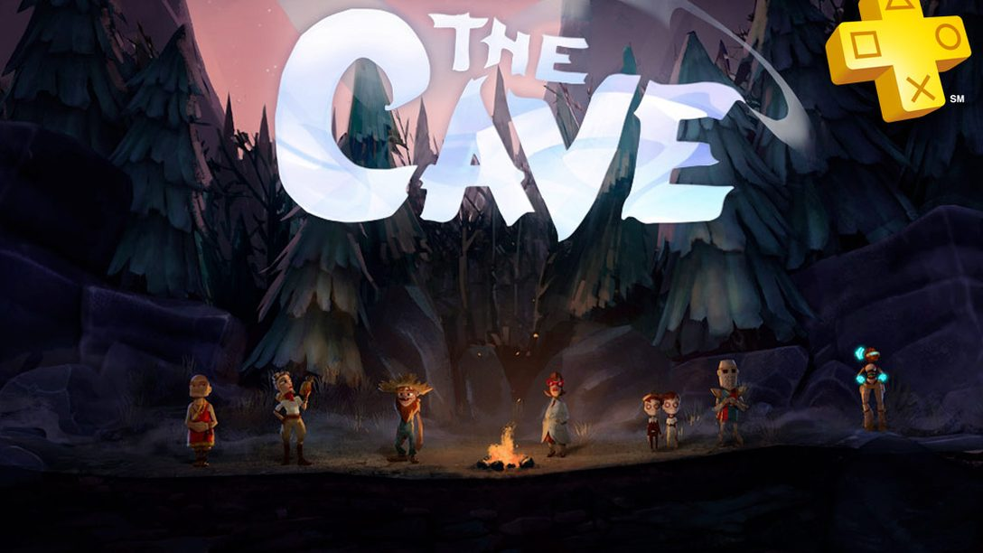 PlayStation Plus: Venture into The Cave, Free for Plus Members