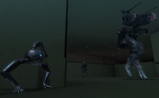 See Metal Gear Rising's PS3-Exclusive DLC in Action