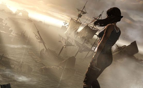 Tomb Raider: Definitive Edition Out Today on PS4