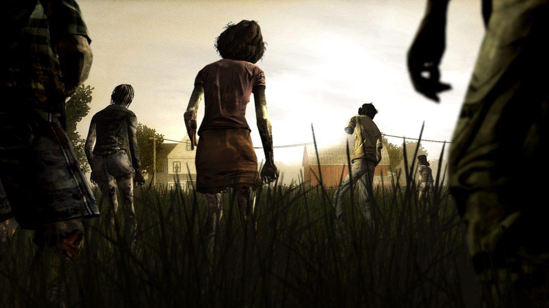 Big savings on The Walking Dead this week, get episode 1 free