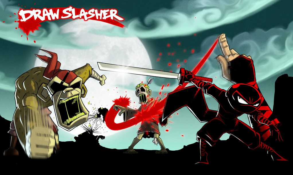 Draw Slasher Coming to PS Vita Tuesday