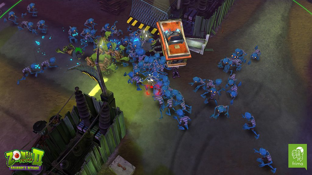 Zombie Tycoon 2: Brainhov's Revenge invades PS3/PS Vita tomorrow