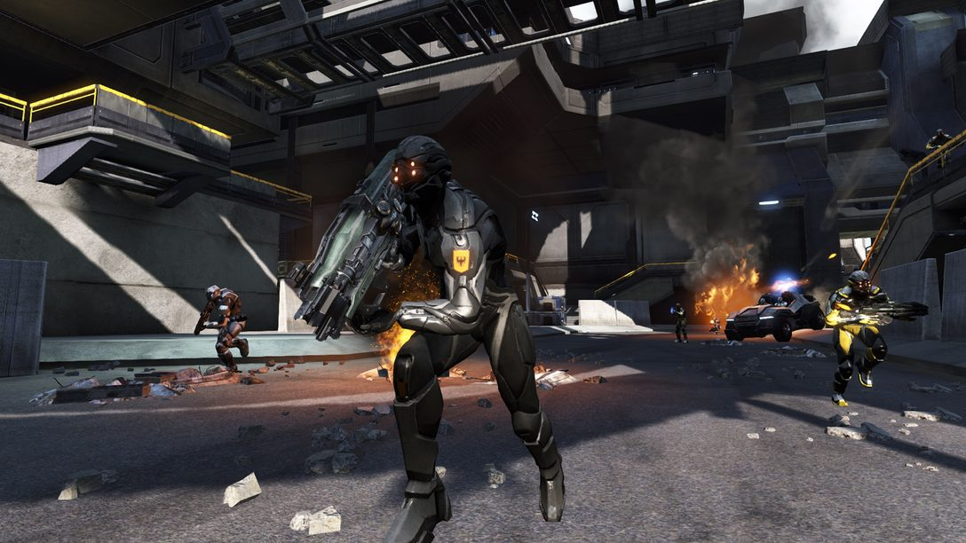 FanFest: DUST 514 Deploys May 14th on PS3