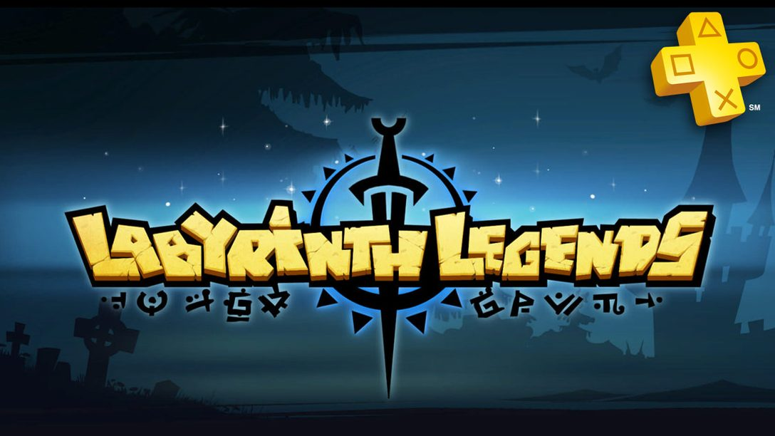 PlayStation Plus: Labyrinth Legends Joins the Instant Game Collection