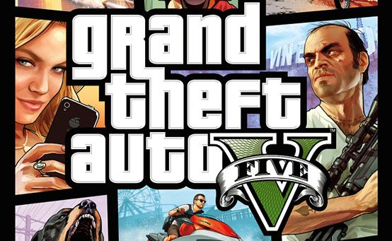 Grand Theft Auto V Now Available on PS3
