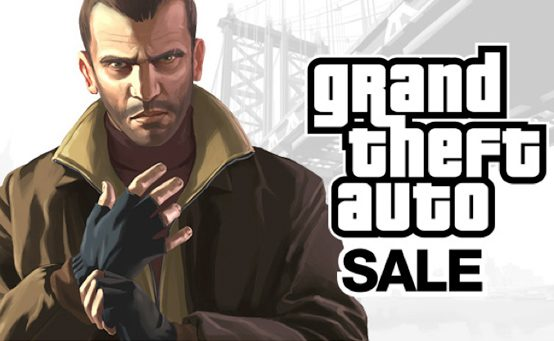 Grand Theft Auto Series: Deep Discounts on PSN Now
