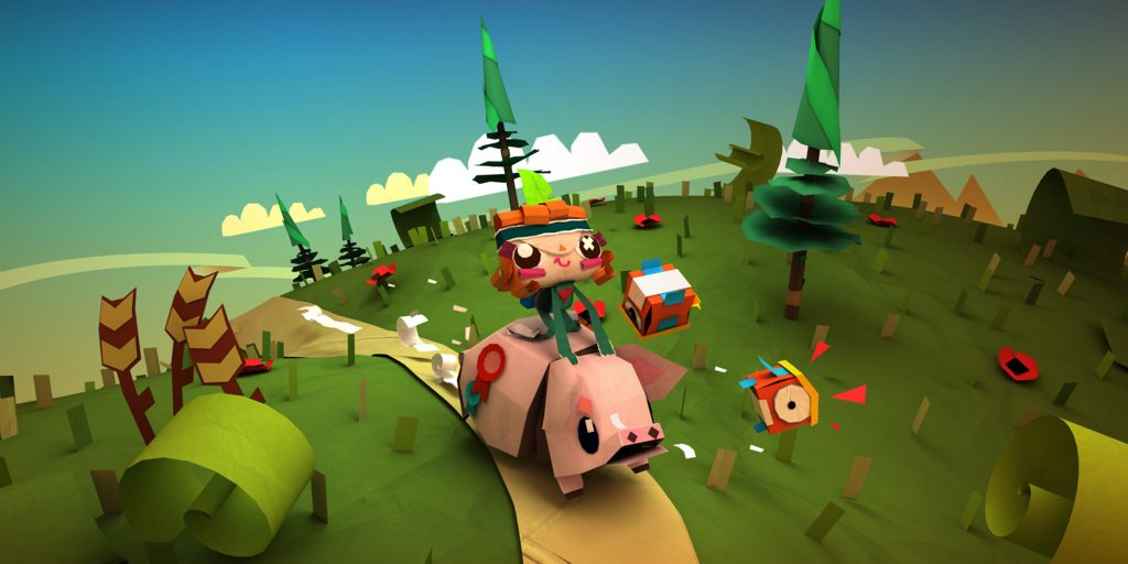 Tearaway pre-order extras revealed
