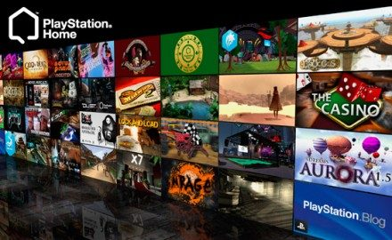 PlayStation Home Launches Feature to Deliver You Community News In-World