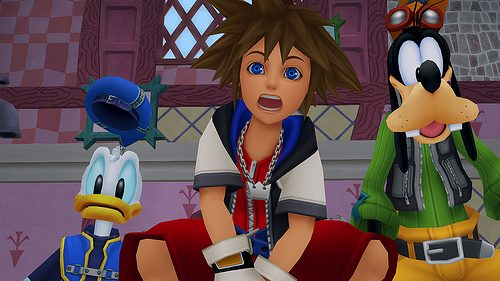 Pre-order KINGDOM HEARTS HD 1.5 ReMIX, limited edition art book available