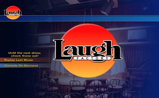 Comedy on Demand: Laugh Factory on PS3 Updated