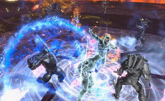 DC Universe Online: Origin Crisis DLC Brings Quantum Powers