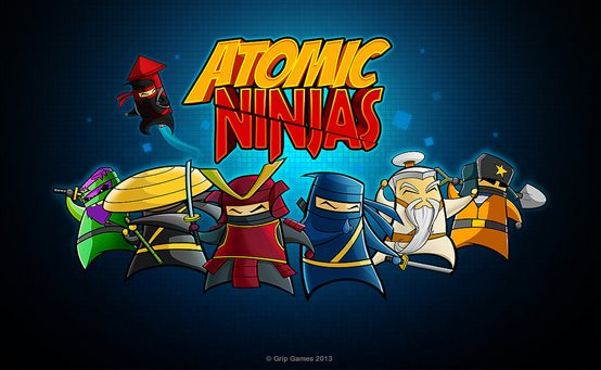 Atomic Ninjas Storm PS3, PS Vita Later This Year