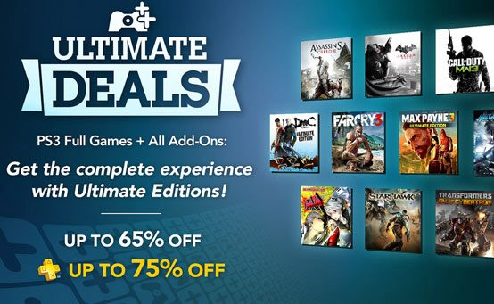 Get the Ultimate Deal With 10 New Ultimate Editions