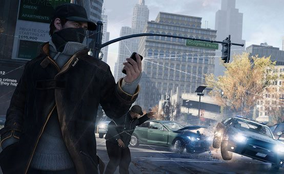 Watch_Dogs: Behind the Scenes with PS4's Rule-Breaking Action Epic