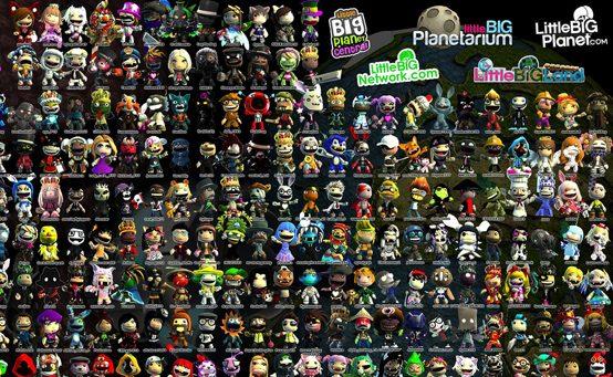 LittleBigPlanet Update: LittleBigPlanet Says Cheese!!