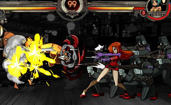 Skullgirls Color DLC Today, New Characters Coming