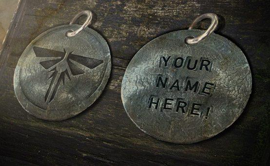 The Last of Us Firefly Pendant Winners