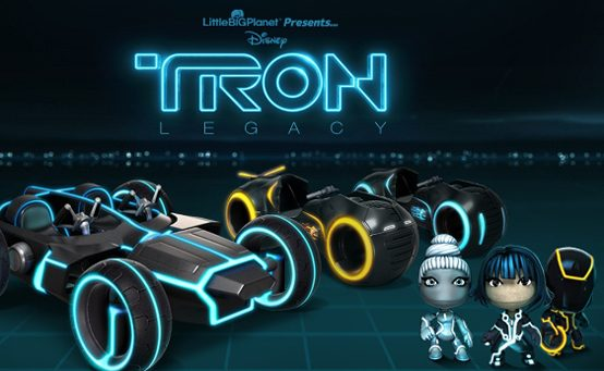 LittleBigPlanet Update: Tron Races to LBP Karting Tomorrow