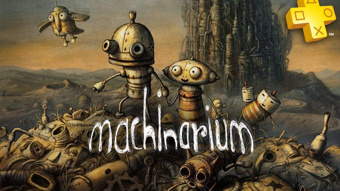 PlayStation Plus: E3 2013 Sale, Free Machinarium, Uncharted 3, XCOM, More