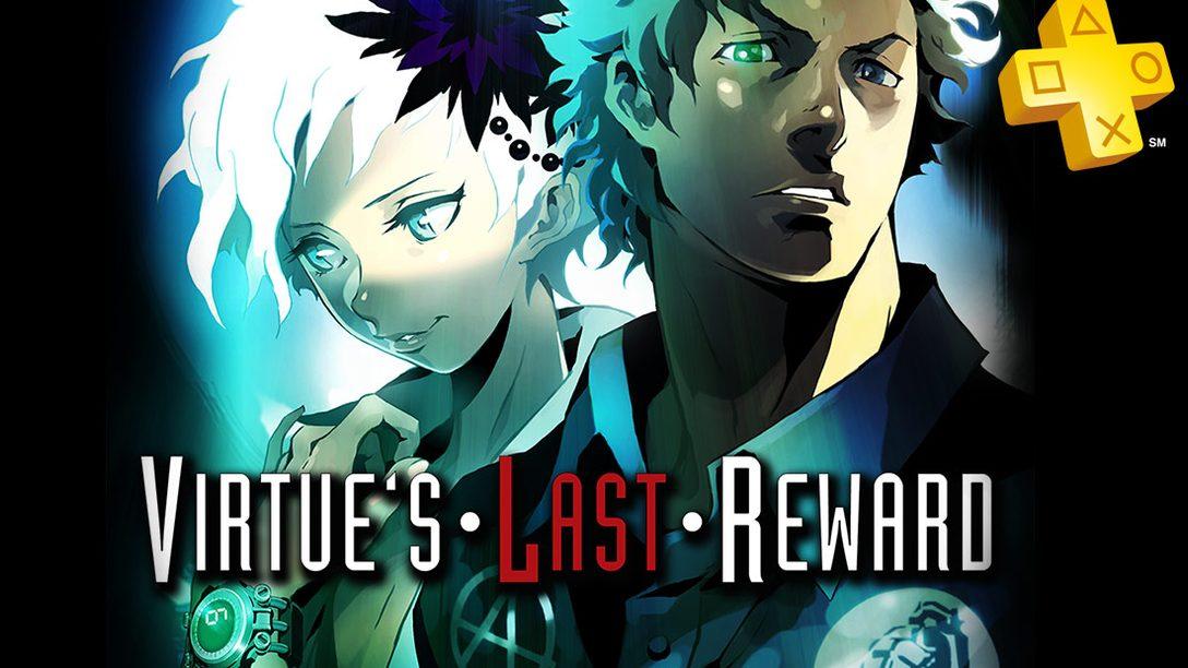PlayStation Plus: Zero Escape: Virtue's Last Reward Free for Members