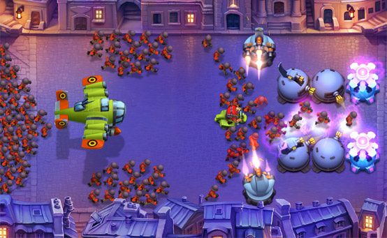 Fieldrunners 2: Acclaimed Tower Defense on PS Vita This Summer