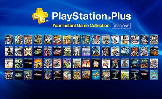 PlayStation Plus: Celebrating 1 Year of the Instant Game Collection