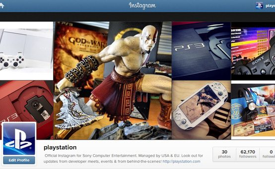 Go Behind-the-Scenes at E3 with PlayStation on Instagram