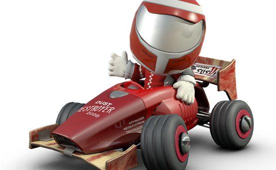 LittleBigPlanet Update: Sackboy is a Real Racer!