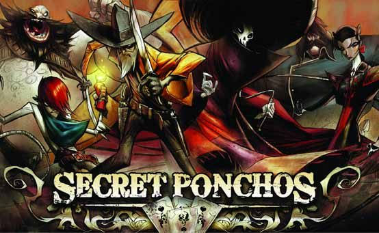 Secret Ponchos on PS4: Spaghetti Western Style Combat
