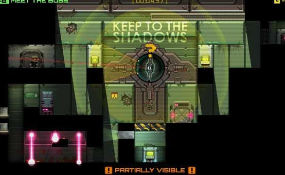 Stealth Inc Sneaking Into E3 With Even More Levels