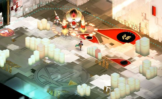 Transistor Interview: Why Indies Matter on PS4