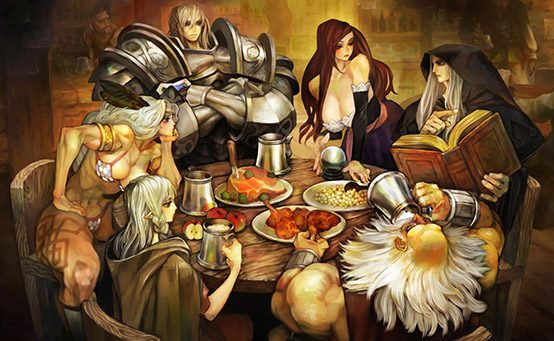 Dragon's Crown: New Difficulty and Dungeon Available Now
