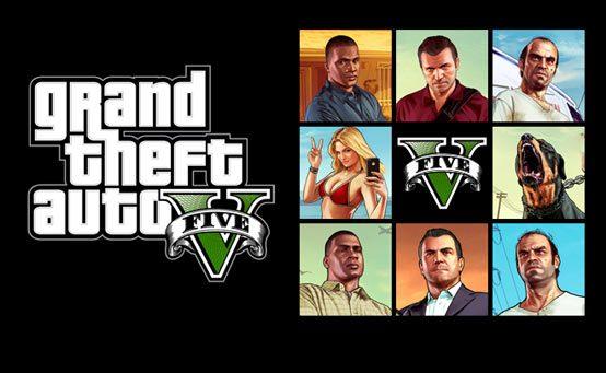 Grand Theft Auto V PSN Avatars Available Now