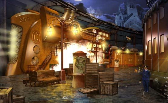 Voodoo Chronicles: The First Sign Rises on PS3 Tomorrow in 1080p