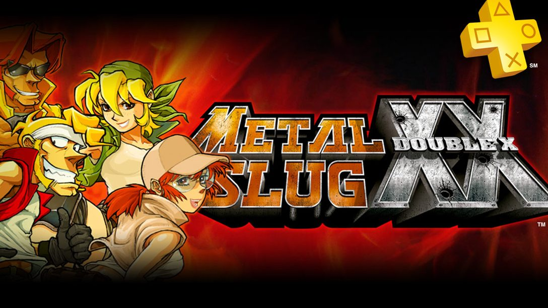 PlayStation Plus: Metal Slug XX Brings 2D Carnage to Instant Game Collection