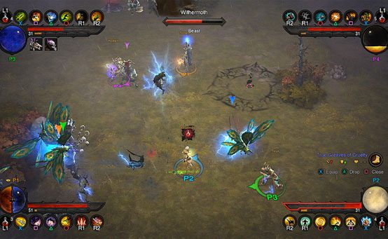 Diablo III on PlayStation: Hand-Crafted for Consoles