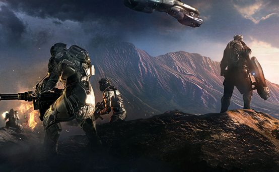 DUST 514 Live Event: Mordu's Challenge Starts Tomorrow