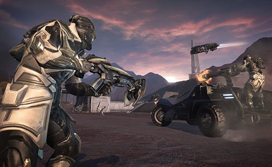 DUST 514: Suit Up and Roll Out With New Battle Kits