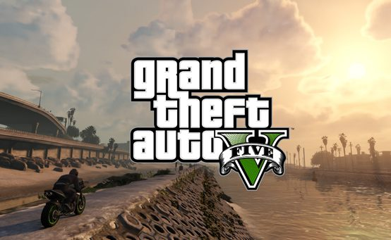 First Grand Theft Auto V Gameplay Video