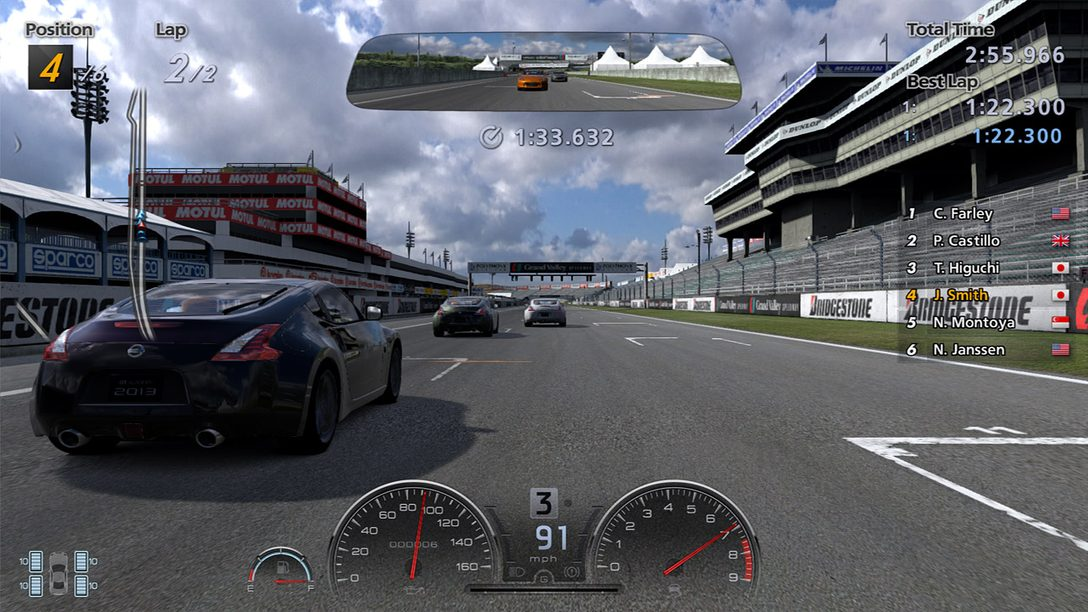 GT6 Demo Today, Download and Qualify for Nissan GT Academy 2013