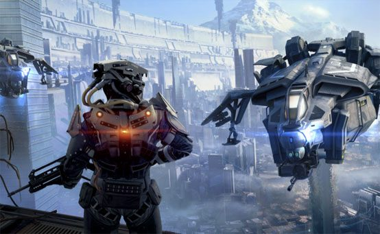 Hands On with Killzone: Shadow Fall on PS4