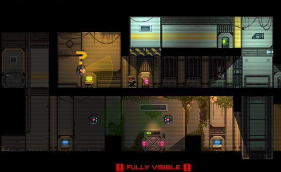 Stealth Inc. Sneaks onto PS3 and PS Vita Today