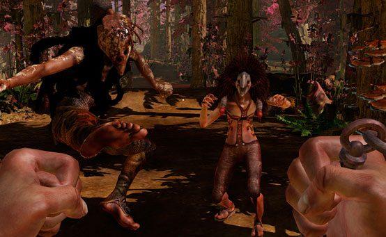Zeno Clash II on PS3 Today, Inside the Wild World of Zenozoik