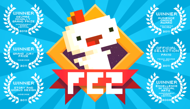 FEZ is coming soon to PS Vita, PS3 and PS4