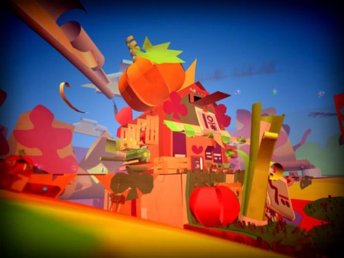 How Tearaway's in-game photography works