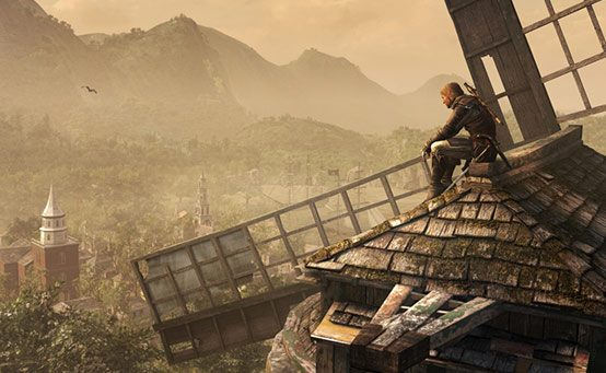 Hands-on: Assassin's Creed IV Black Flag on PS4