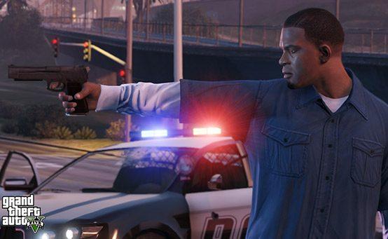 Grand Theft Auto V: TV Trailer Debuted