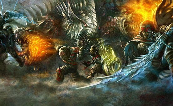 Soul Sacrifice on Vita Gets Eight Free Quests and New Boss DLC