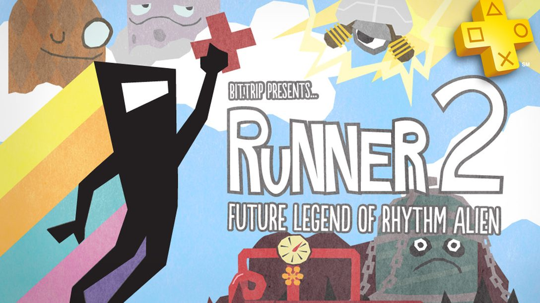 PlayStation Plus: Runner 2 Dashes to the Instant Game Collection